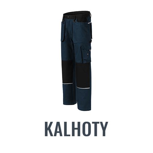 Kalhoty, šortky