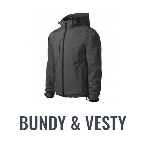 Bundy, vesty