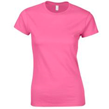 Gildan Softstyle® Ladies` T- Shirt G64000L