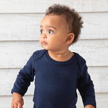 Babybugz 01547 Dětské organické body LS