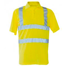 Korntex Hi-Viz Polo Shirt Basic EN ISO 20471 KX070