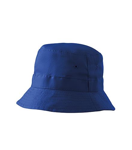 Classic klobouček unisex královská modrá