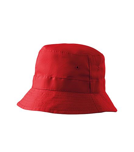 Classic klobouček unisex červená