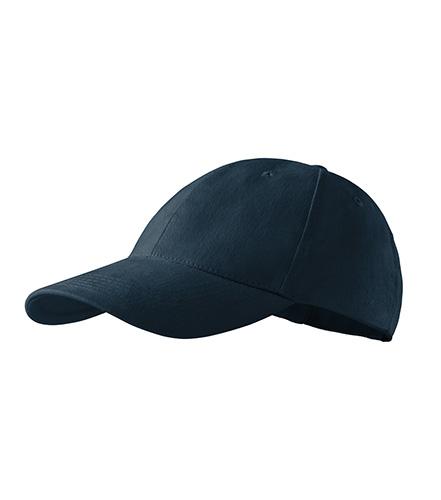 6P čepice unisex námořní modrá