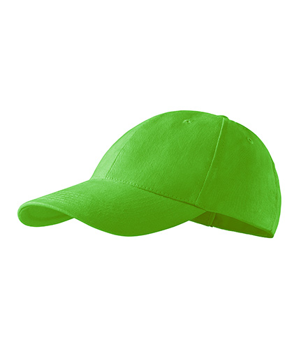 6P čepice unisex apple green