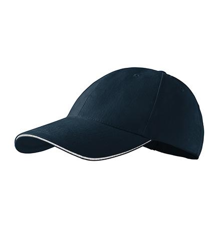 Sandwich 6P čepice unisex námořní modrá
