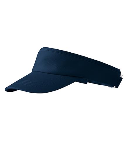 Sunvisor kšilt unisex námořní modrá