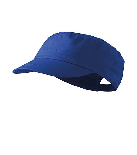 Latino čepice unisex královská modrá