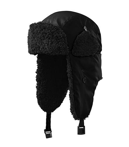 Furry čepice unisex černá