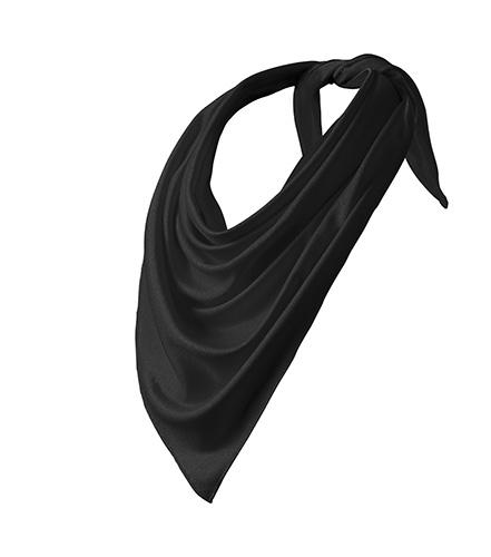 Relax scarf unisex/kids černá