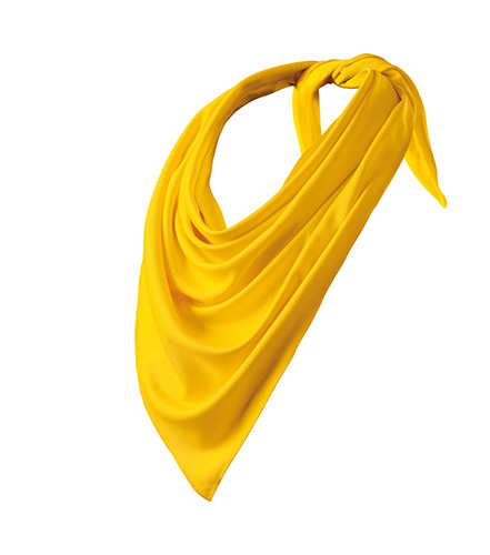 Relax scarf unisex/kids žlutá