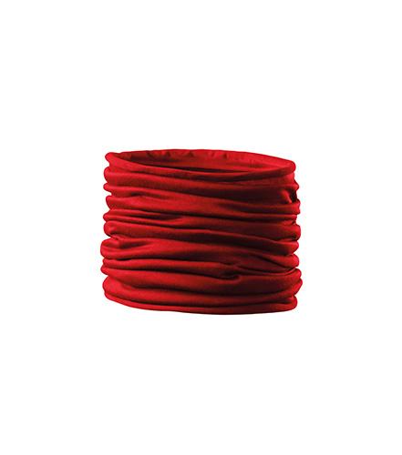 Twister scarf unisex/kids červená