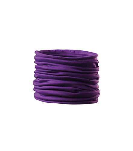 Twister scarf unisex/kids fialová
