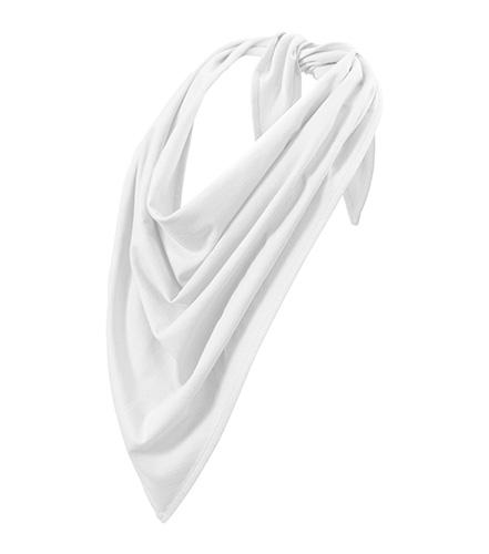 Fancy scarf unisex/kids bílá
