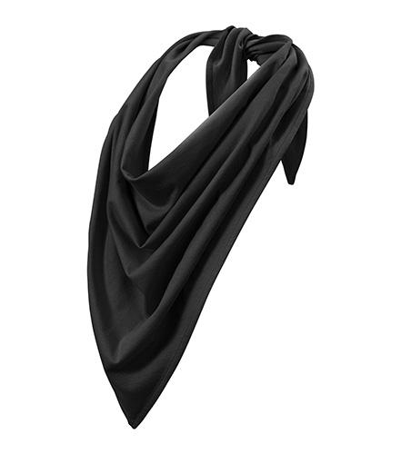 Fancy scarf unisex/kids černá