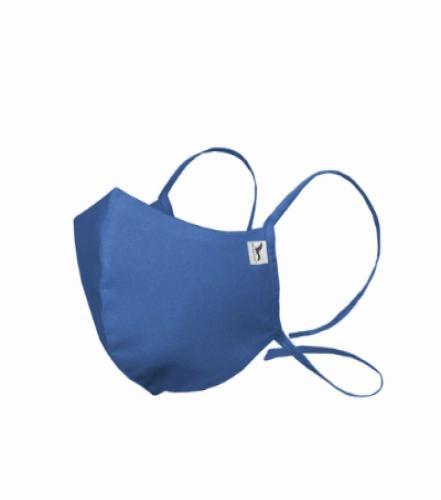 Boat obličejová maska tvarovaná unisex královská modrá