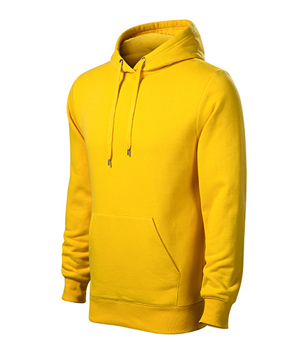 Cape mikina pánská žlutá