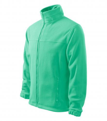 Jacket fleece pánský mátová