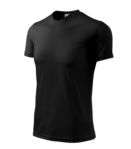 Fantasy tričko pánské černá