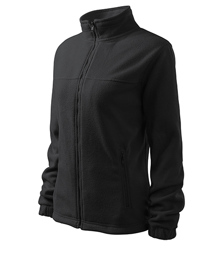 Jacket fleece dámský ebony gray