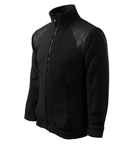 Jacket Hi-Q fleece unisex černá