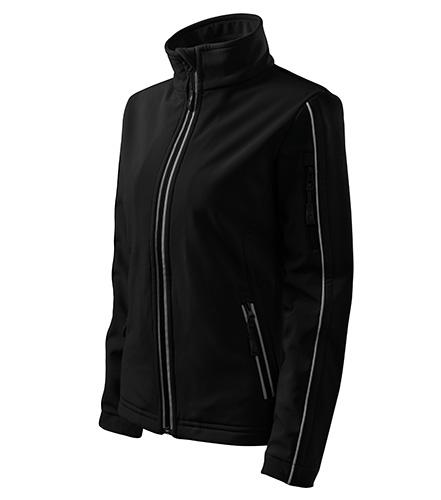 Softshell Jacket bunda dámská černá