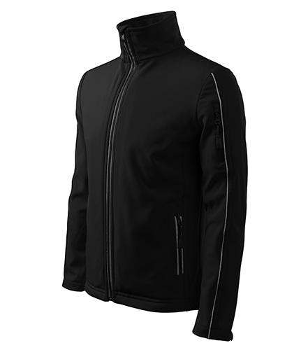Softshell Jacket bunda pánská černá
