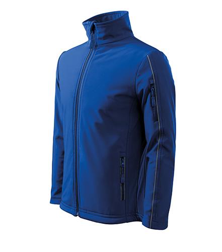 Softshell Jacket bunda pánská královská modrá