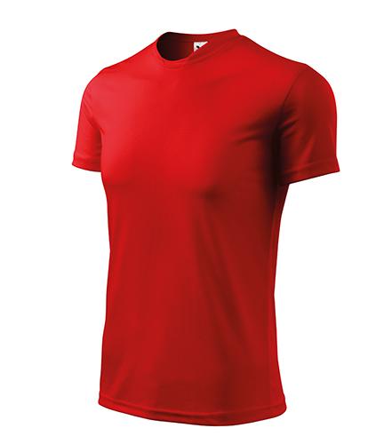 Fantasy tričko pánské červená