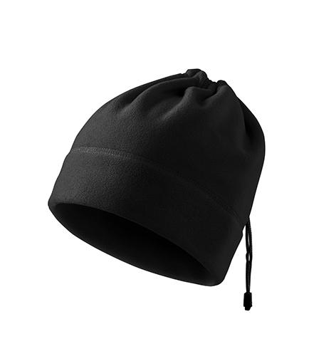 Practic fleece čepice unisex černá