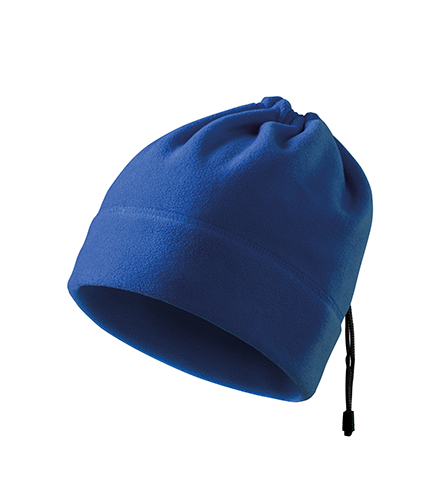 Practic fleece čepice unisex královská modrá