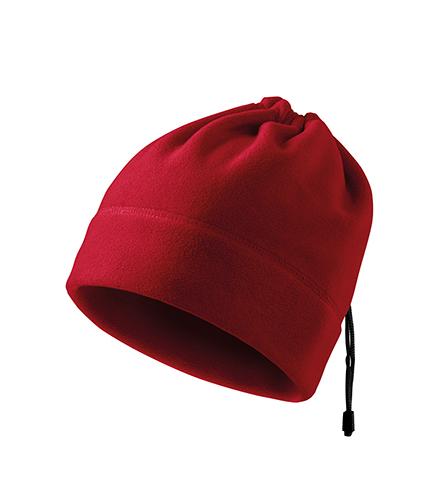 Practic fleece čepice unisex marlboro červená