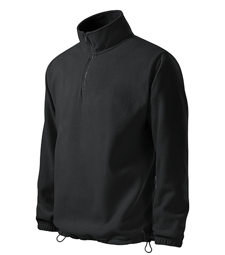 Horizon fleece pánský ebony gray