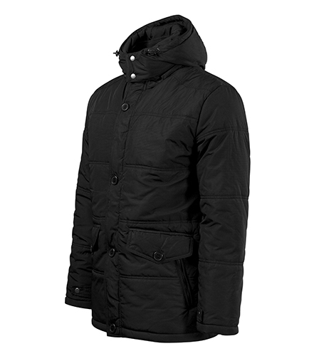 Nordic bunda pánská černá
