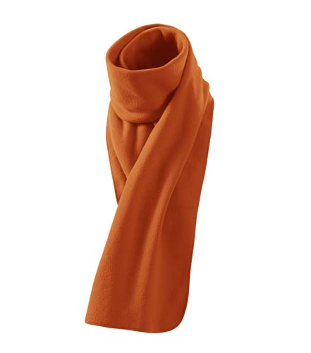Scarf New fleece šála unisex oranžová