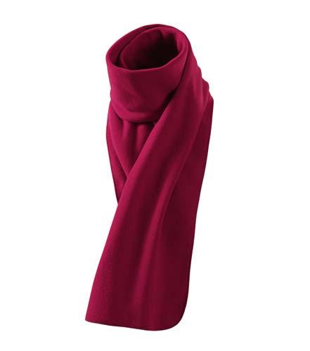 Scarf New fleece šála unisex marlboro červená