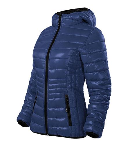 Everest bunda dámská námořní modrá