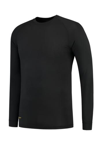 Thermal Shirt triko unisex černá