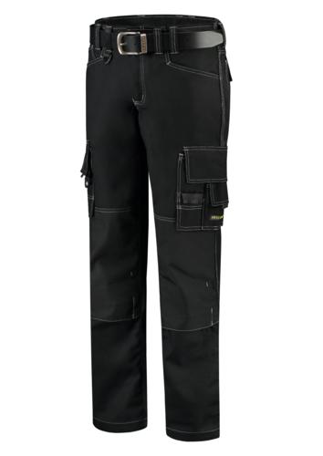 Cordura Canvas Work Pants pracovní kalhoty unisex černá