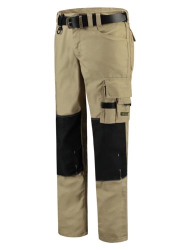 Cordura Canvas Work Pants pracovní kalhoty unisex khaki