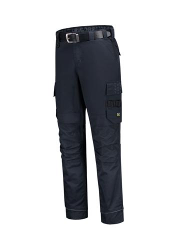 Work Pants Twill Cordura Stretch pracovní kalhoty unisex námořní modrá