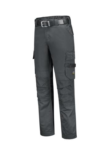 Work Pants Twill Cordura pracovní kalhoty unisex tmavě šedá