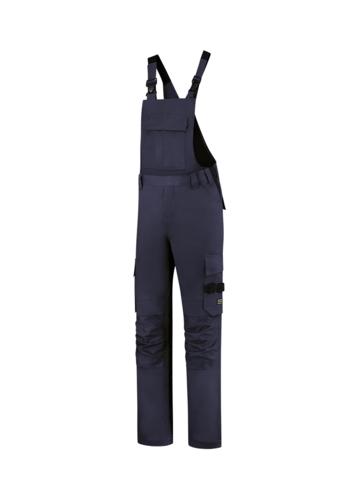 Bib & Brace Twill Cordura pracovní kalhoty s laclem unisex ink
