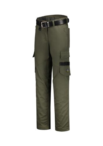 Work Pants Twill Women pracovní kalhoty dámské army