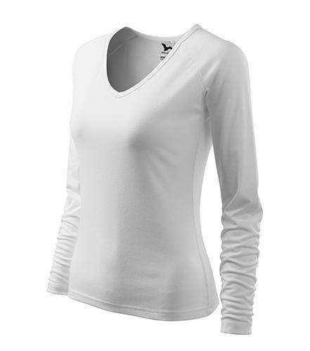 Elegance triko dámské bílá
