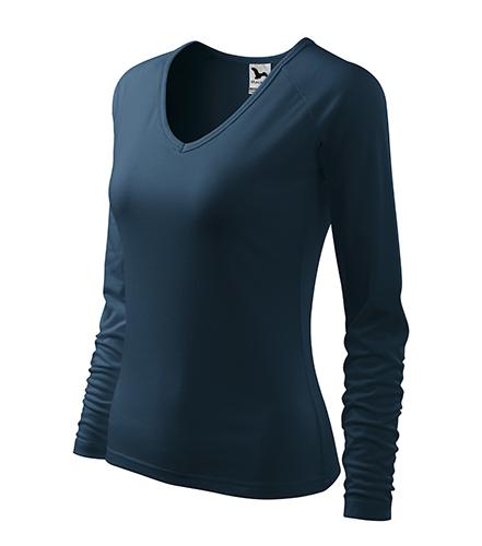 Elegance triko dámské námořní modrá