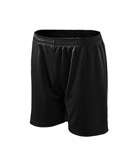 Playtime šortky pánské/dětské černá
