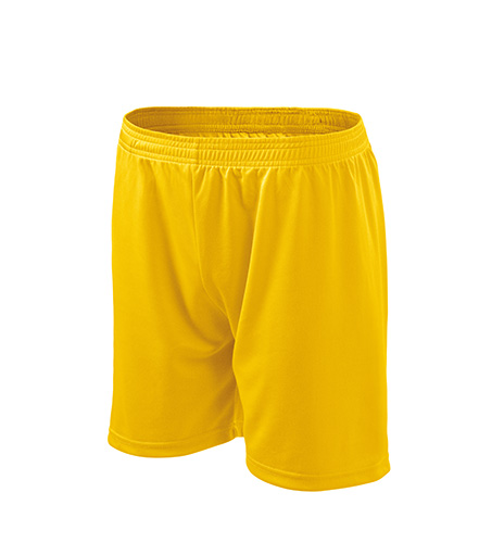 Playtime šortky pánské/dětské žlutá