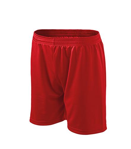 Playtime šortky pánské/dětské červená