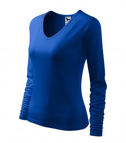 Elegance triko dámské královská modrá